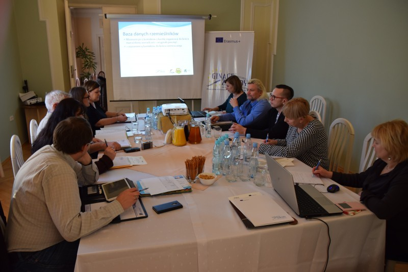 IV International Project Meeting